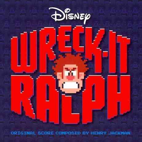 WRECK IT RALPH (OST) (CD)